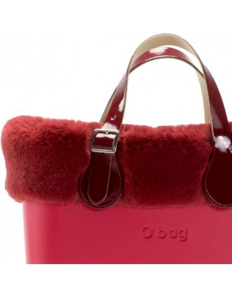 O bag Mini bordo Eco